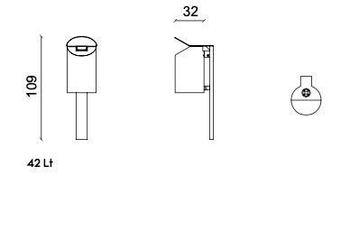 disegno tecnico harlock